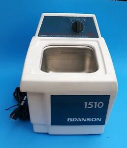 Branson 1510r dth 1510 Bransonic Heating Ultrasonic Cleaner