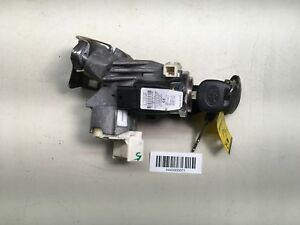 2012 Toyota Highlander Ignition Switch Start Control With Key Oem Box43