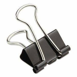 1 5 8 Binder Clips Large 12pc 36pc 144pc Or 720pc Bulk Discounts