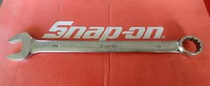 Snap On Tools 1 1 16 Standard Length 12 Pt Combination Wrench Oex34b