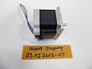 Moons Stepping Motor 23hs2603 07 60671539