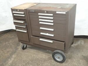 Kennedy Portable Tool Cabinet 20 X 43 X 37 04180170173