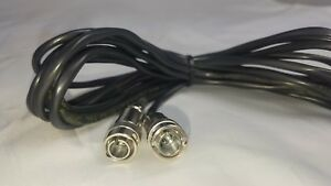 Tajimi Tmw R05 pb2m 2 Pin Cable Connector Hitachi Tactical Support Equipment
