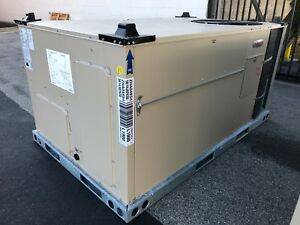 Lennox 4 Ton Package Unit Heat Pump 230v 1ph Ac Air Conditioner Zha048s4bn1p