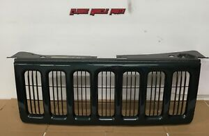 Nos 06 07 08 09 10 Jeep Commander Deep Beryl Green New Take Off Grille Assembly