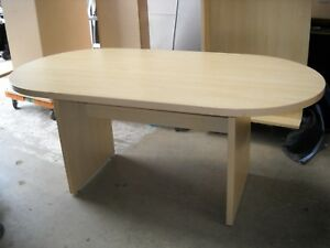 6ft Maple Conference Table