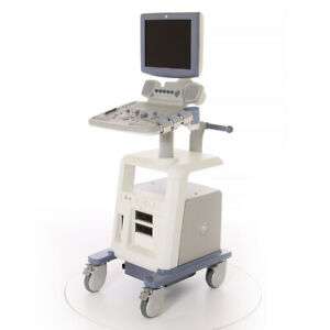 15 Ge Logiq P5 Ultrasound Premium Edition Machine System Only