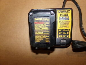 Dewalt Dcb107 Charger With Battery Dcb120 free Shipping
