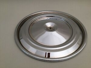 1970 72 Corvette Air Cleaner Lid Use W All Base Engines With Snorkel Style New