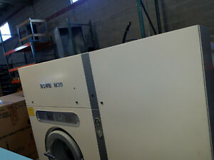 Bowe M30 Dry Cleaning Machine