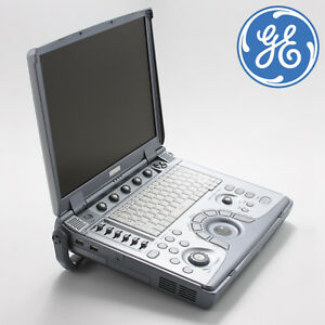 Ob gyn Ultrasound Machine Ge Transvaginal System With 2 Transducer