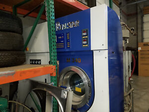 Realstar M340 40 Dry Cleaning Machine