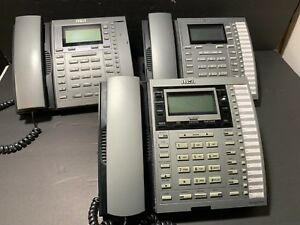Rca Model 25404re3 a Executive 4 line Business Phone Lot Of 3 No Power Adapters
