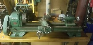 Atlas 618 Metal Lathe Craftsman