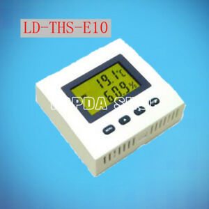 1pc Zeroiot Ld ths e10 Precision Temperature And Humidity Sensor zh