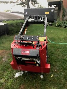 Used Toro Dingo 2014 137 Hrs 1 Owner