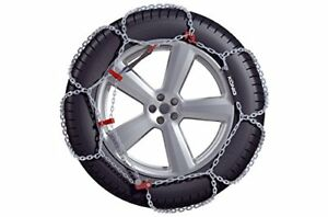 New 2 Snow Tire Chains For 32x11 50 15 265 75 16 275 70 16 245 75 17 265 70 17