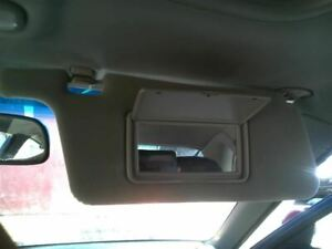 Passenger Sun Visor Without Illumination Fits 98 01 Integra 285991