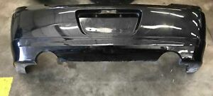 2003 2005 Dodge Neon Srt4 Oem Stock Black Rear Fascia Bumper Cover