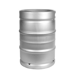 1 2 Barrel Sankey D Commercial Beer Keg New 15 5 Gallon Dual Handle Ships Free