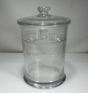 Antique Dental Medical Instruments Sterilizer Glass Jar 54099
