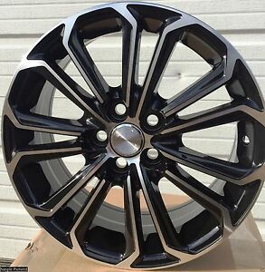4 New 16 Wheels Rims For 2008 2009 2010 2011 2012 Toyota Corolla S Sport 137