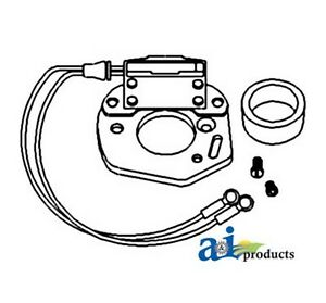 A And I 21a309d Module Electronic Ignition For Allis chalmers Tractor Case i