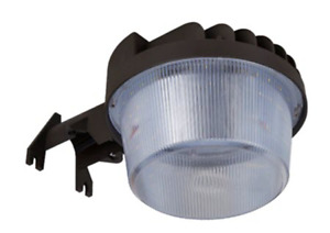 Led Barn Light Fixture Dusk To Dawn 20 Watt 5000k