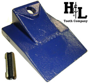 7102097 Bobcat Style Skid Flare Bucket Tooth 6737326 Pin By H l 1 Or 5 Pack
