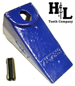 7107319 Bobcat Style Skid Bucket Tooth 6737326 Flexpin By H l 1 Or 5 Pack