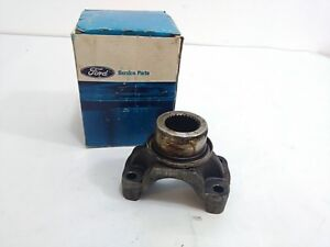 Nos 1974 1979 Ford F Series 9 Inch Rear 1310 Yoke Flange D4tz 4851 A New Oem