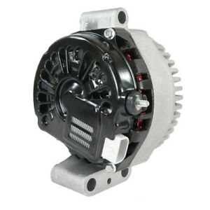 New 220 Amp Alternator Fits Ford F 350 Super Duty 6 4l 2008 2009 2010 Diesel