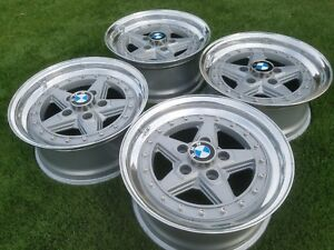 Bmw Epsilon Southern Ways Star Wheels Rims Bbs E23 E24 E28 E36 E34 E31 M3 M5 M6