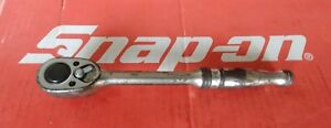Vintage Snap On Tools 3 8 Drive Standard Ratchet F710b Ships Free