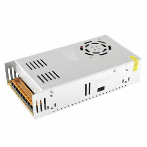 48v 7 5a 360w Switching Power Supply Driver For Led Strip Ac 100 240v Input