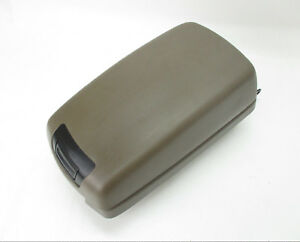 Nissan Altima Pop Up Center Console Arm Rest Lid Top Pad Cover Beige Brown 02 04