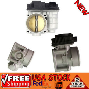 Throttle Body 16119 Ae013 Fit For 2002 2003 2004 2005 2006 Nissan Altima 2 5l Us