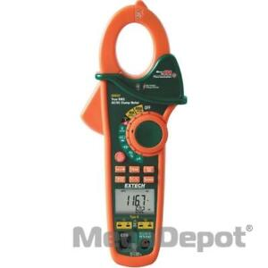 Extech Ex623 Ex600 Series Clamp Meter Ncv Detector