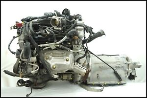 2012 Infiniti G37 Engine Motor With Harness And Transmission Complete 70 891k 2