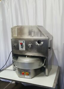 Univex Pizzaexpress Commercial Dough Rounder Divider Combo Mod Cdr 23 With Video