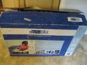 Yudu Personal Screen Printer Machine new