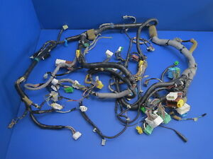 2006 Honda Accord Ex Dashboard Dash Wiring Wire Harness 32117 sda a834a Oem B62