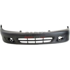 New Front Bumper Cover Primed Fits 2000 2002 Chevrolet Cavalier 12335539