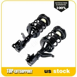 For 2003 2011 Honda Element Front Ready Shocks Struts W Springs Assembly X 2