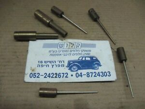 Stromberg Zenith Adjust Metering Needle 6 Pcs 175cd Mg Triumph Jaguar Nos