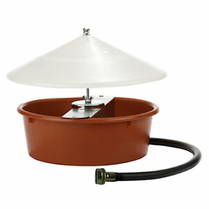 Little Giant Automatic Poultry Waterer 5 Quart