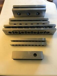Machinist Parallels 4 Pairs 1 Hardened And Precision Ground
