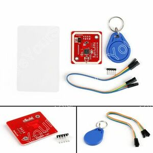 5set Nxp Pn532 Nfc Rfid Module V3 Kits Reader Writer For Arduino Android Phone