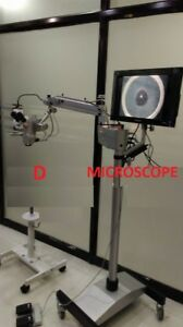 Dental Microscope 5 Step Magnification Complete Syestem