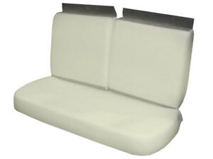 1966 1970 Chevelle Front Bench Seat Foam a Body local Pickup Only